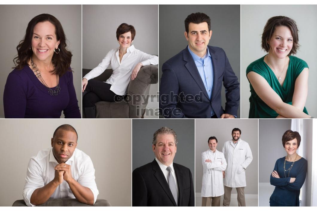 Business Headshot Photographer