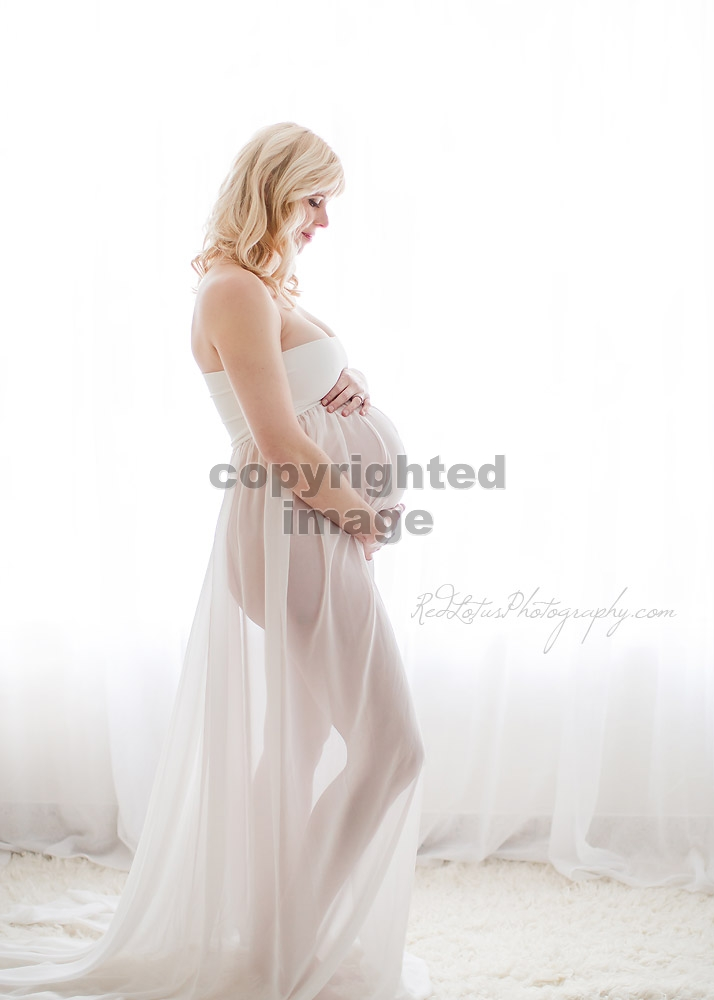 Cute Maternity Picture Outfits